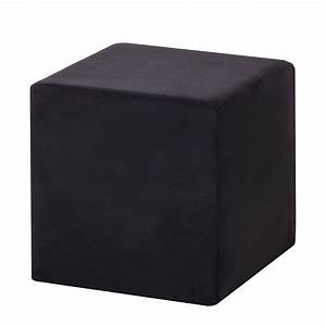 Fredriks Möbel Hersteller : sitzw rfel fredrik stoff schwarz ~ Watch28wear.com Haus und Dekorationen