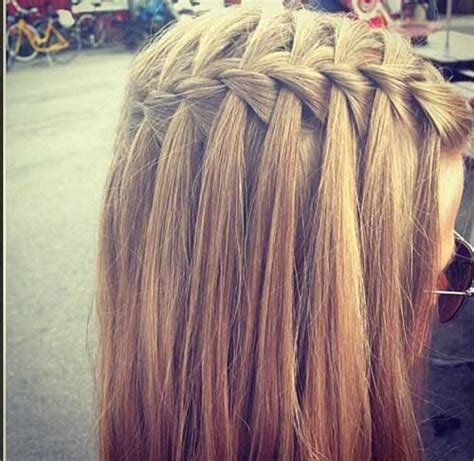 Braid Hairstyles For With Hair by 35 Hair Braids Styles Hairstyles Haircuts 2016 2017