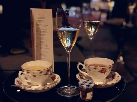 watergate hotel tea things weekend teatime luxurious afternoon