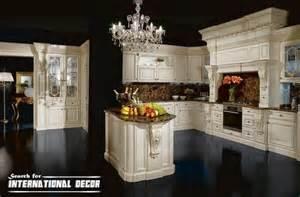 luxury kitchen furniture best designs of luxury kitchens in style international decoration