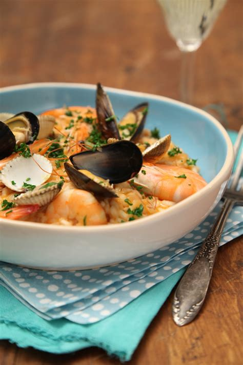 risotto aux fruits de mer une recette jaime jardinercom