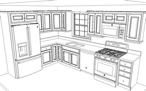8x10 kitchen layout 10 kitchens 10 000 kitchens can be affordable 1129