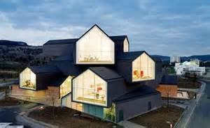 architektur frankfurt vitrahaus weil am rhein neues haus für luxusmöbel