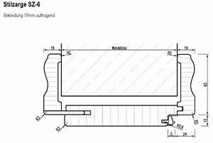 Stumpf Einschlagende Zimmertüren : zarge wei aus holz sz 6 t ren und beschlag paul 24 gmbh ~ Michelbontemps.com Haus und Dekorationen