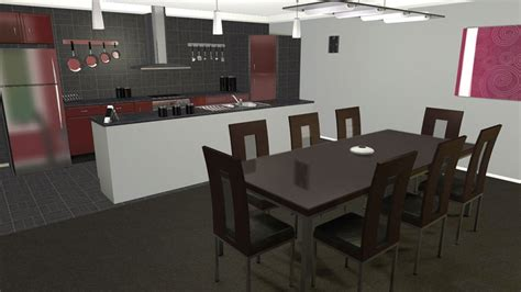 faire un plan de cuisine en 3d gratuit logiciel gratuit de conception de cuisine plan 3d et