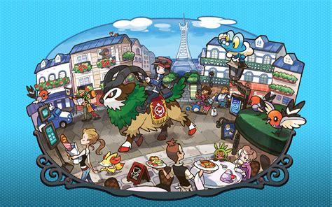 Pokémon, Gogoat, Lumiose City HD Wallpapers / Desktop and ...