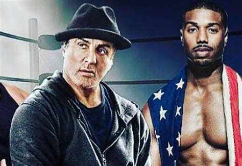 new creed ii director chosen stallone will still co