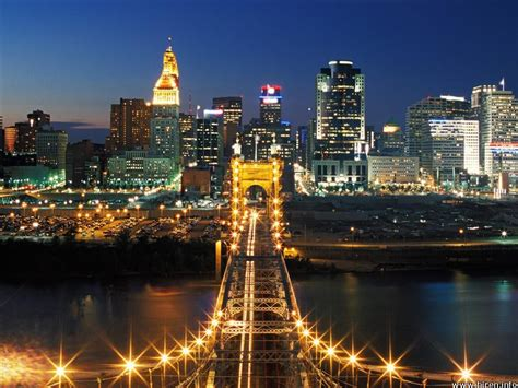 Downtown Miami Skyline Wallpaper Cincinnati Ohio Hotelroomsearch Net