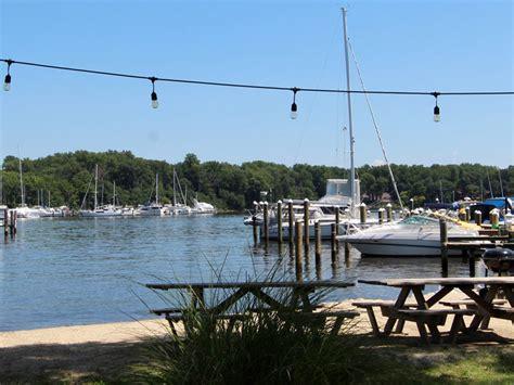 Boat Restaurant Marina South Pier by Chesapeake Bay Marina On The South River Pier 7 Resort Marina