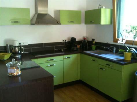 cuisine vert anis et gris idée déco le vert anis le de mademoiselle petit