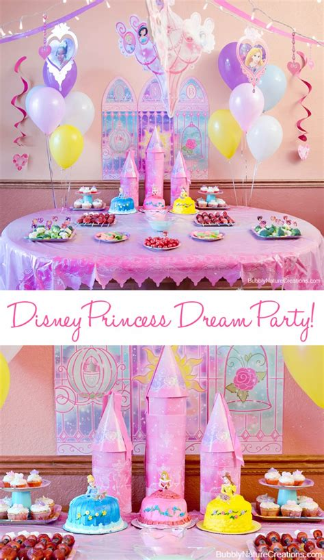 kids party disney princesses  mama report
