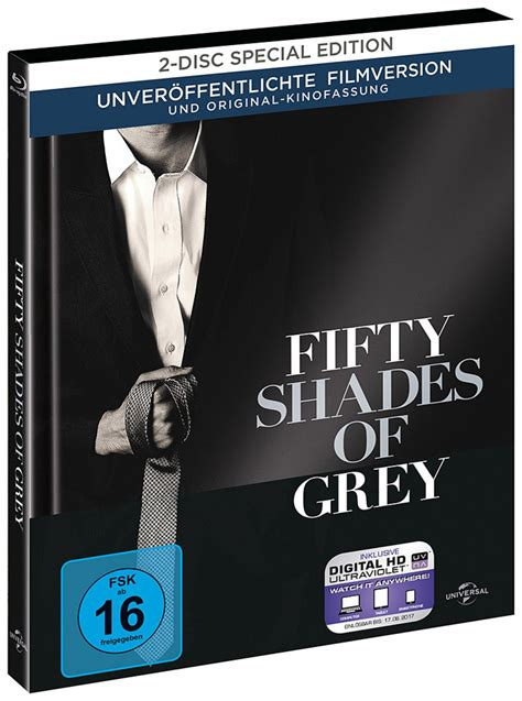 dvd shades of grey 2 fifty shades of grey geheimes verlangen digibook