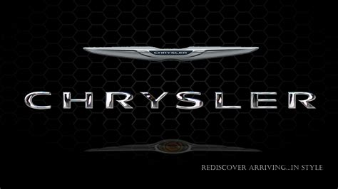 Chrysler Logo Wallpaper by Mopar Wallpapers Wallpaper Cave