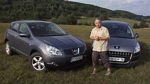 Nissan Kaşkai : porovn vali sme nissan qashqai a peugeot 3008 chv lov test tv ~ Gottalentnigeria.com Avis de Voitures