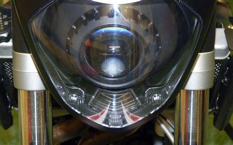 mt07 yamaha xenon headlight projector bi upgrade kit retrofitlab retrofit