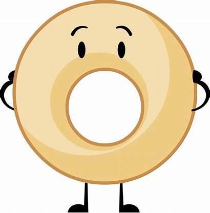 Donut Bfdia Battle Dream Island Wiki Bunch