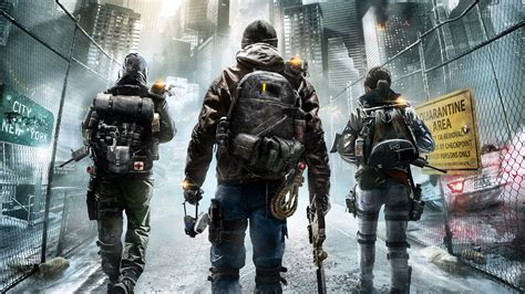 The Division Wallpapers In Ultra Hd 4k