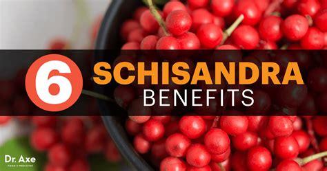 schisandra benefits adrenals liver detox dr axe