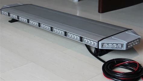 new led warning emergency light bar led lightbar tbd2138b