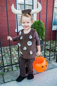 Easy DIY Toddler Halloween Costumes