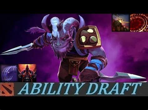 dota   carry riki ability draft youtube