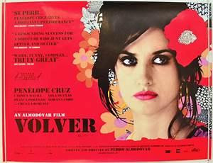 Volver - Original Cinema Movie Poster From pastposters.com ...