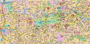 Berlin Hohenschönhausen Karte : karte von berlin zentrum hauptstadt in deutschland welt ~ Buech-reservation.com Haus und Dekorationen