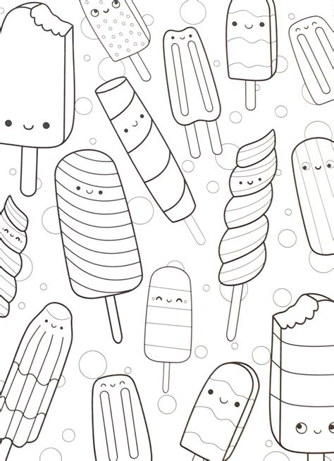kawaii coloring book fresh in stock our kawaii and
