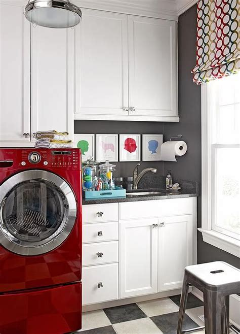 Best 25+ Grey Laundry Rooms Ideas On Pinterest Laundry