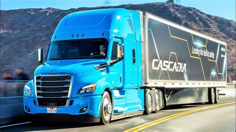freightliner cascadia awesome heavy duty truck