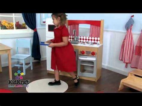 cuisine en bois jouet kidkraft cuisine suite elite jouets d 39 imitation en bois kidkraft
