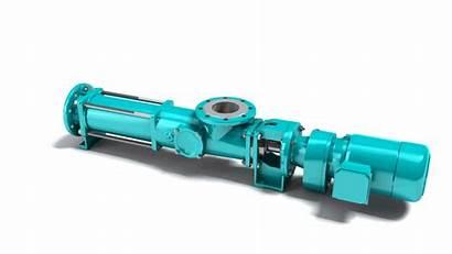 Screw Eccentric Pumps Allweiler Gas Soluciones Masino