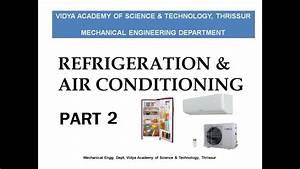 Refrigeration  U0026 Air-conditioning - Part 2