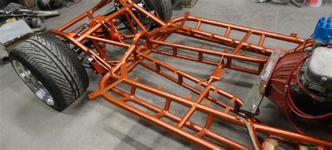 5 Types Of Car Chassis