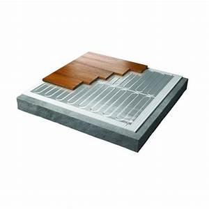 Plancher Rayonnant Electrique : planchers chauffants hydrauliques comparez les prix pour ~ Premium-room.com Idées de Décoration