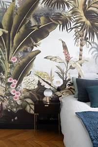 Papier Peint Ananbo : papier peint ananb chambre jungle chambres coucher in 2019 home decor bedroom wall ~ Melissatoandfro.com Idées de Décoration