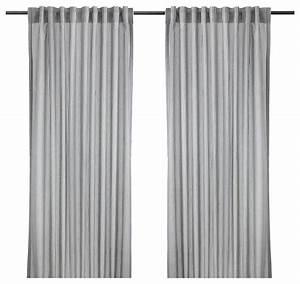 Graue Vorhänge Ikea : gulsporre bauhaus look gardinen vorh nge von ikea ~ Michelbontemps.com Haus und Dekorationen