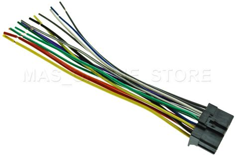 wire harness for pioneer avh p4400bh avhp4400bh pay today ships today ebay