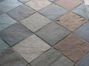 Tile Flooring Ideas For Kitchen by Slate Flooring