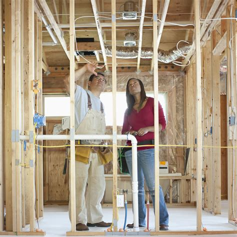 how to run electrical wire in open walls