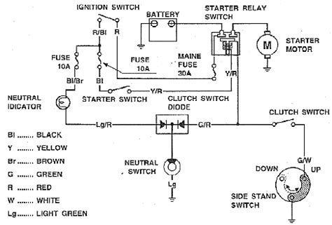 New Honda Gold Wing Wiring Diagram Electrical