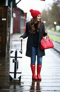 How to rock the hunter rain boots u2013 Just Trendy Girls