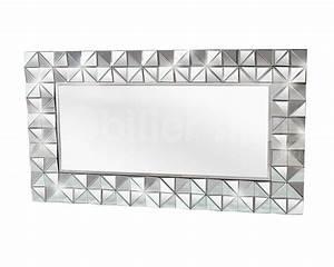 Grand Miroir Design : beau miroir design salon et mobilier nitro miroir design petit galerie photo ~ Teatrodelosmanantiales.com Idées de Décoration