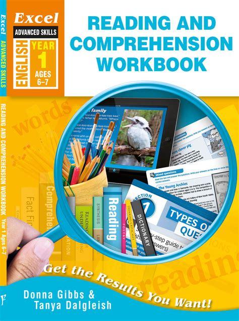 excel reading  comprehension worksheets year