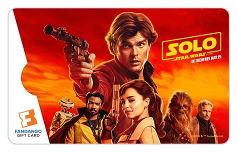 'Solo: A Star Wars Story' Giveaway: Win a Fandango Prize ...