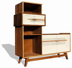 South of Urban 1106 Stereo Cabinet - Modern - Buffets