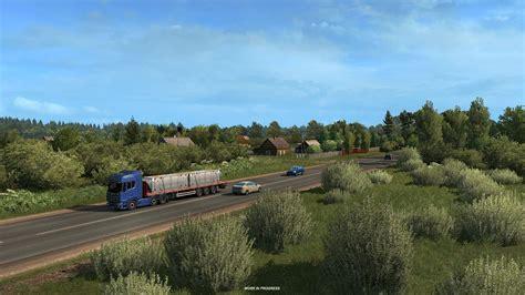 truck simulator 2 beyond the baltic sea ets 2 nin beyond the baltic sea dlc si steam de listelendi