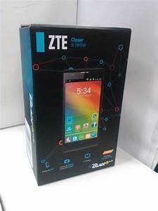 Zte Blade G Lux 8 5 Mpx Android 4 4 En Caja