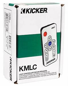 Kicker 41kmlc Led Light Remote Controller For Km Marine