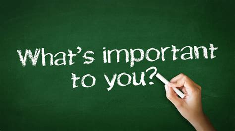 what s important to you dentrecruit